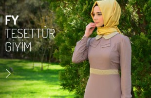 Tesettür Elbise Fy Collection
