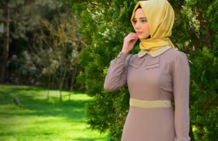 Hijab Dress Fy Collection