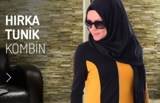 Hırka Tunik