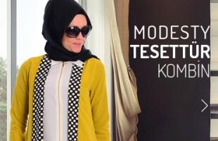Tesettür Giyim Modesty Kombinler