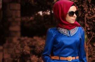 Combinaison Hijab Zrf Été 2014