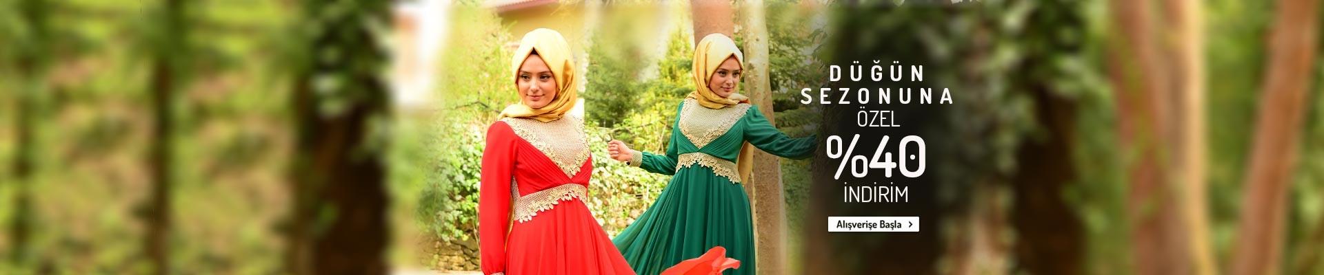 Sefamerve Abiye Elbiseler