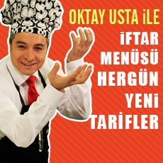 Turkish Iftar Menu with Chef Oktay