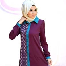 Sefamerve Modesty Hijab Clothing