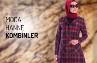 Tesettür Giyim Moda Hanne Kombin