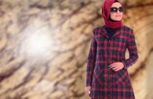 Hijab Dress Hanne Combination