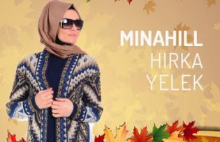 Minahill Hırka Yelek