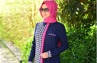 Hijab Wear Modesty Combination