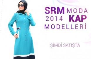 SRM Moda Tesettür Kap Modelleri