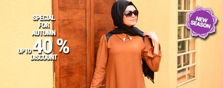 Modesty Hijab Clothing