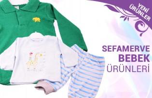Sefamerve Bebek Kıyafetleri
