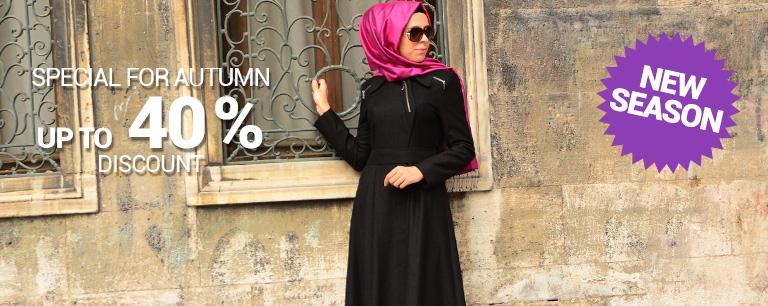 İpekzade Hijab Clothing
