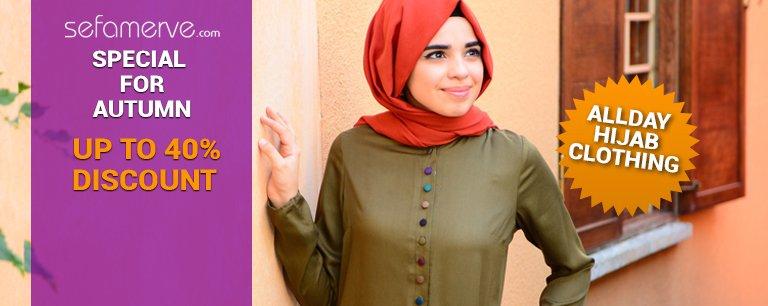 Allday Hijab Clothing