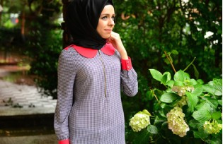 Hijab Dress Hanne Combination