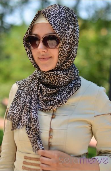 لفات حجاب للمتالقات sefamerve_erbil_leop