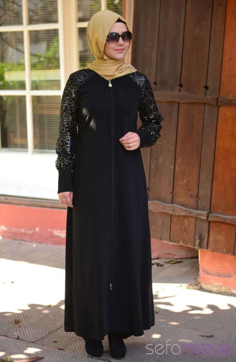 Latest, Islamic, Abaya ,2014,2015,Hijab, Dress, Designs ,By ,Ssefamerve