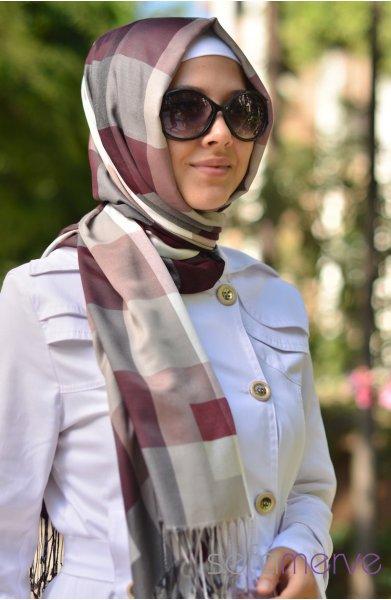 لفات طرح جديدة   لفات طرح بطريقة مبتكرة   خلى حجابك احلى بتنوع الفة وتغير