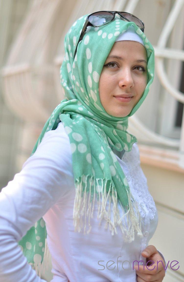 لفات حجاب للمتالقات sefamerve_serin_puan