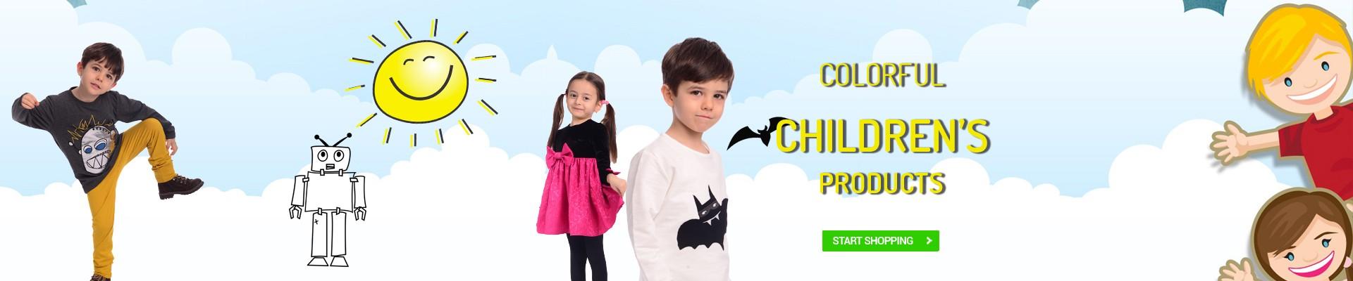 Sefamerve Çocuk Kıyafetleri